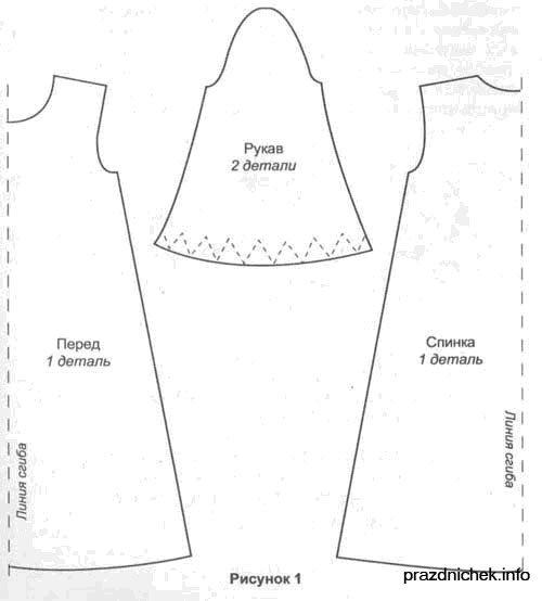 Сшить крестильное платье своими руками фото