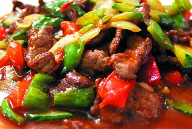 Салат тайский рецепт из говядины пошагово в