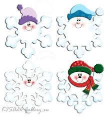 поделка снежинка