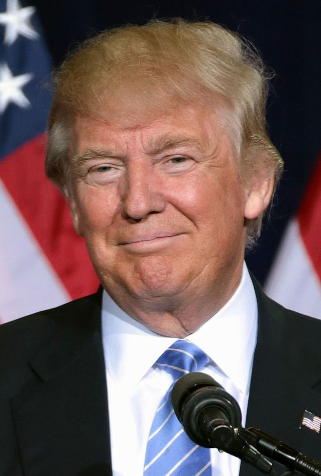 a biography of donald trump an american businessman 'trump's business record is donald trump is a mediocre businessman, and his record proves it the average american family or indeed the average trump.