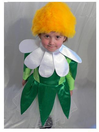 Костюм цветка для мальчика своими руками фото 980