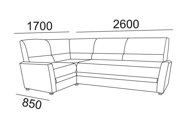 Как сшить накидку на угловой диван своими руками с выкройками