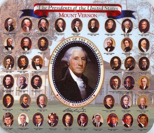 все американские президенты, убитые американские президенты, история Америки