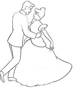 Как нарисовать в чем танцуют