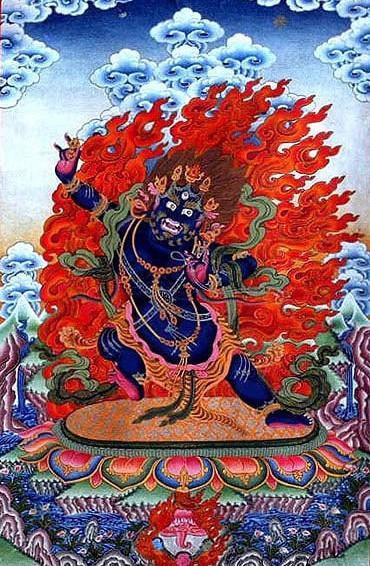 богиня Ваджрапани