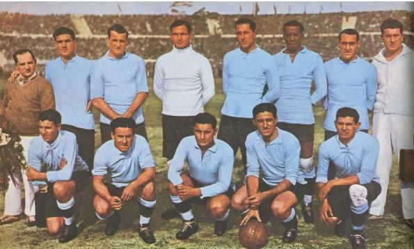 сборная уругвая 1930 год первые победители чм по футболу