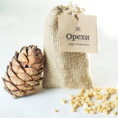 Как сделать кедровые орехи