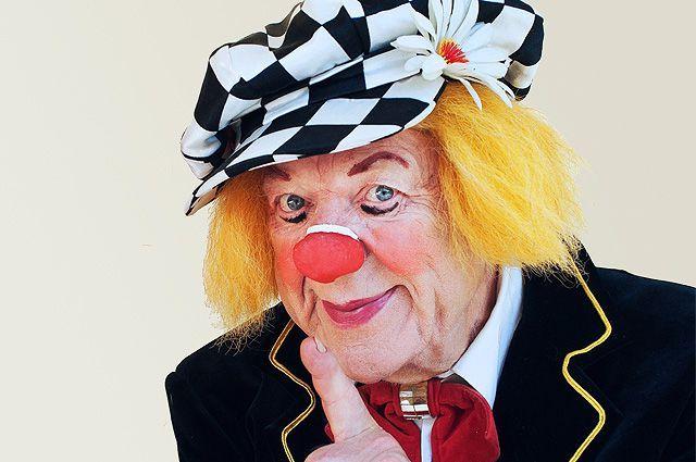 От чего умер клоун Олег Попов? Причина смерти Олега Попова?