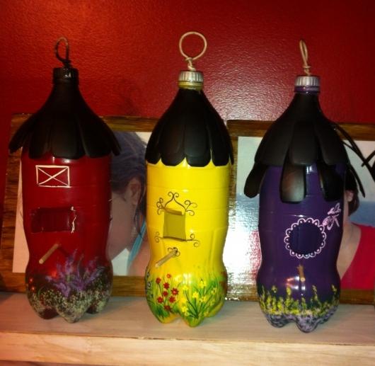Как сделать подсвечник из бутылки своими руками 151