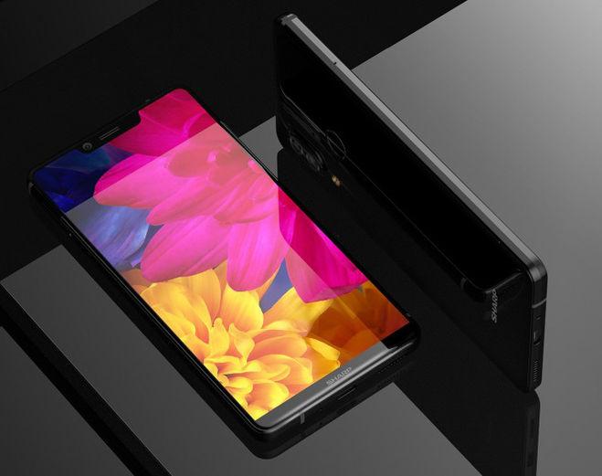 Смартфон Sharp Aquos S3 High Edition, новый флагман