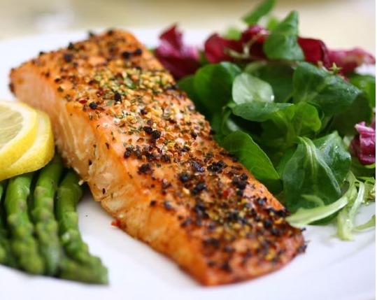 как приготовить рыбу на новый год