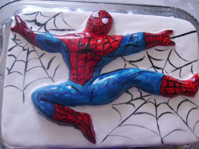 Человек паук как сделать фигурку