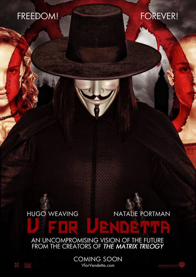 Watch V for Vendetta Full Movie Online for Free on