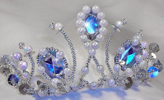 На ютубе как сделать корону из проволоки