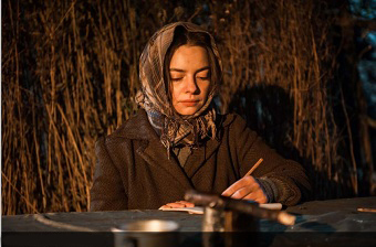 """кадр из сериала """"Остаться в живых"""", 2018, актриса Вера Панфилова"""