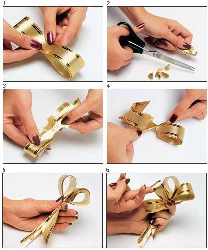 Как делать красивые подарки своими руками