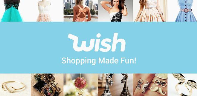 wish интернет магазин