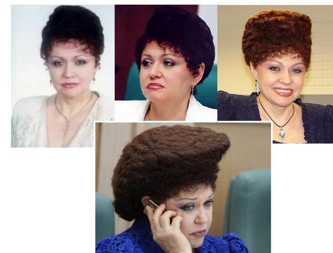 Что за прическа на голове у депутата валентины петренко
