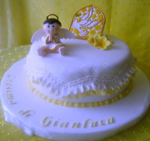 Украшение тортов в домашних условиях 10