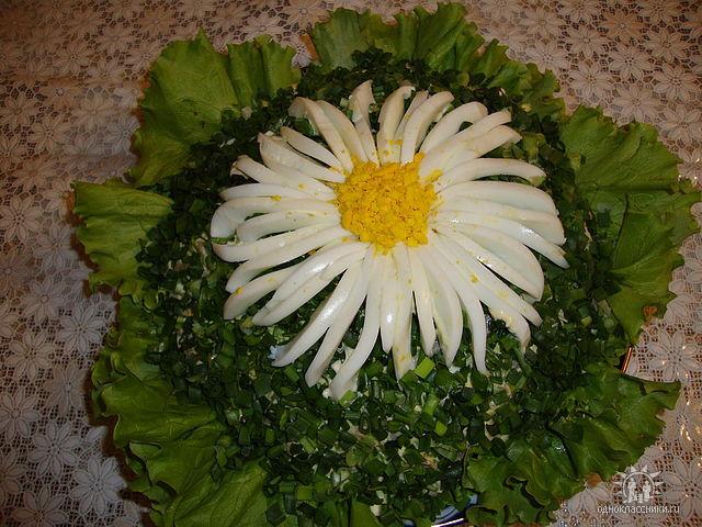 Как сделать из яйца цветок
