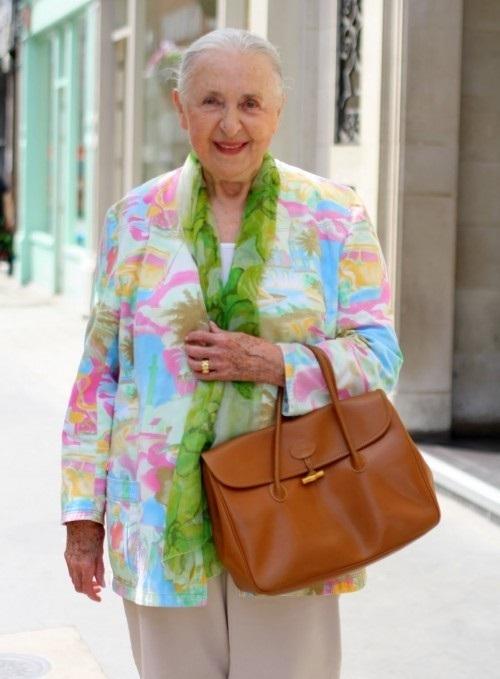 Блузки для пожилых