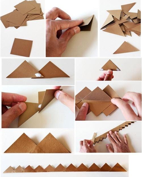 Как сделать месяц из картона своими руками 50