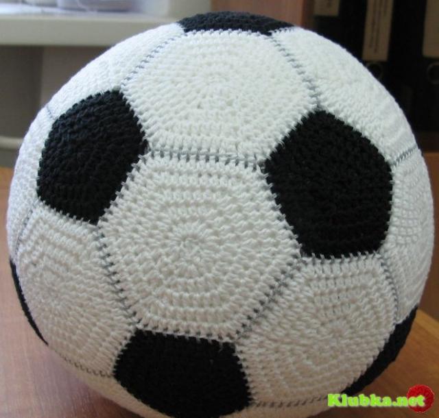 Как связать мячик схемы