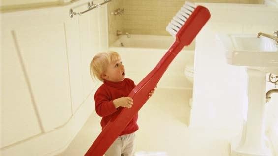 Как правильно чистить зубы в картинке