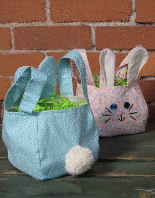 Пасхальные сумочки своими руками