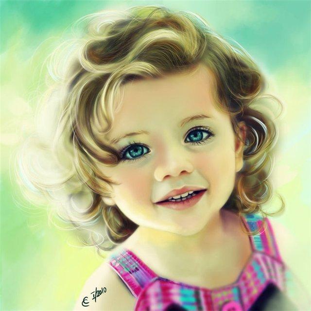 аллергическая сыпь у детей фото на голове