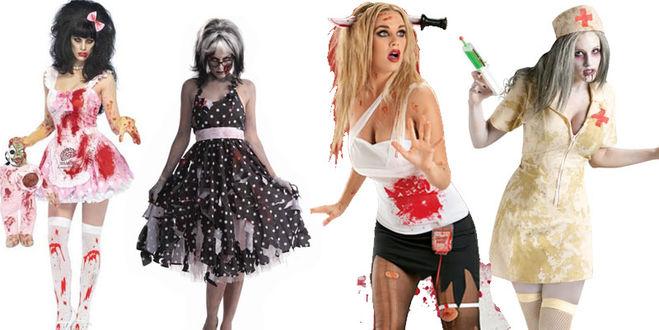 Костюмы на хэллоуин своими руками фото для девушек