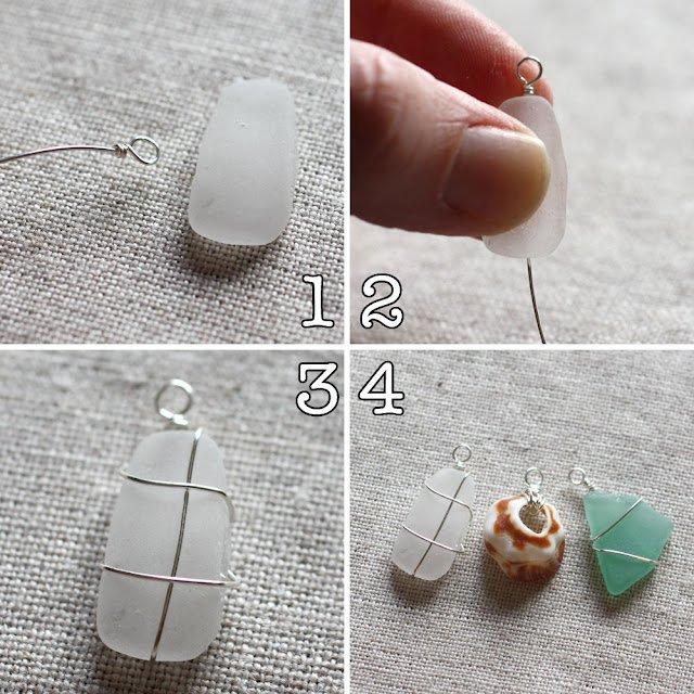 Как сделать кулон своими руками в домашних