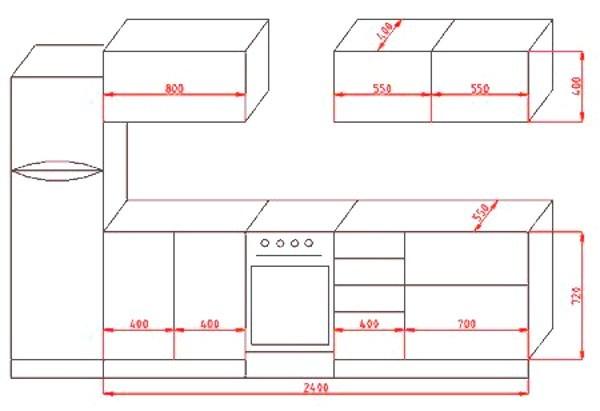 Как начертить мебель самому - Твой рабочий стол