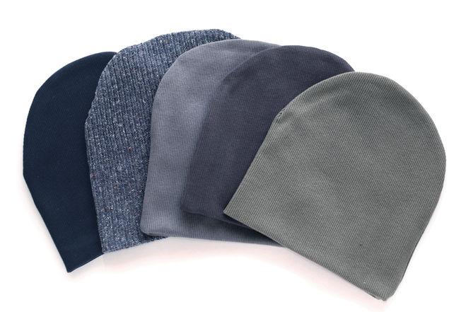 Как сшить мужскую трикотажную шапку