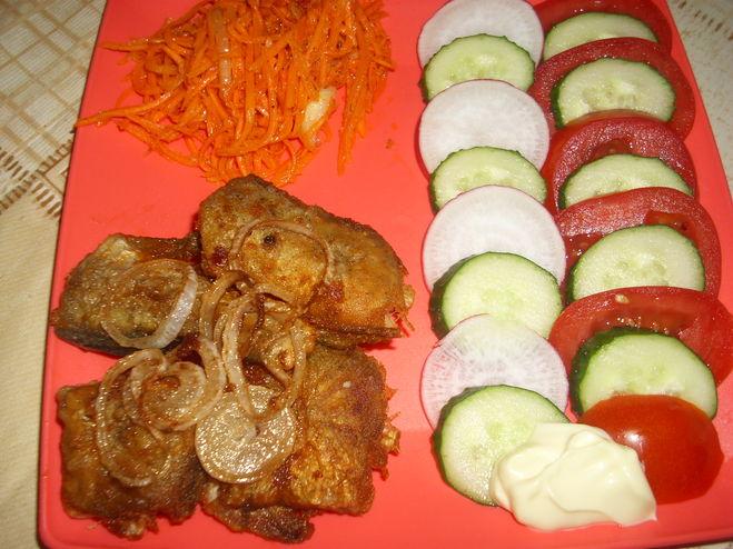 рецепты вкусных блюд минтая с фото