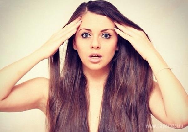 оля рапунцель свои ли волосы