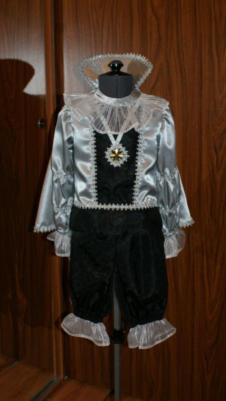 как сделать костюм уходящего года, как сделать костюм старого года