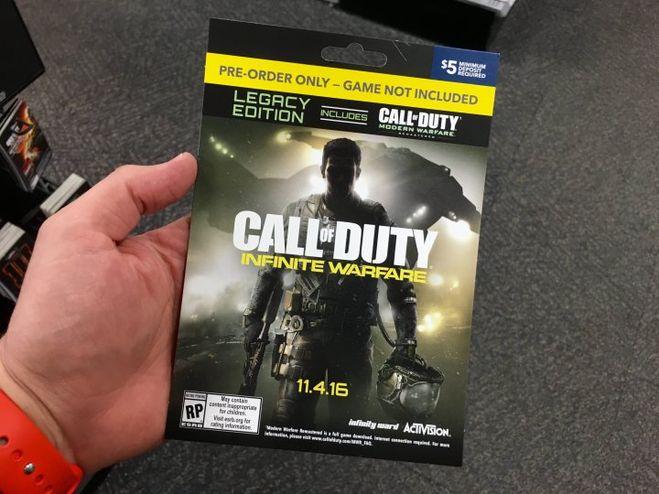 Call of Duty: Infinite Warfare: Как запустить оптимизировать игру?