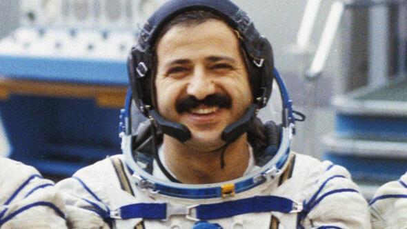 Фарис - сирийский космонавт