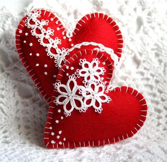 Сердце на 14 февраля