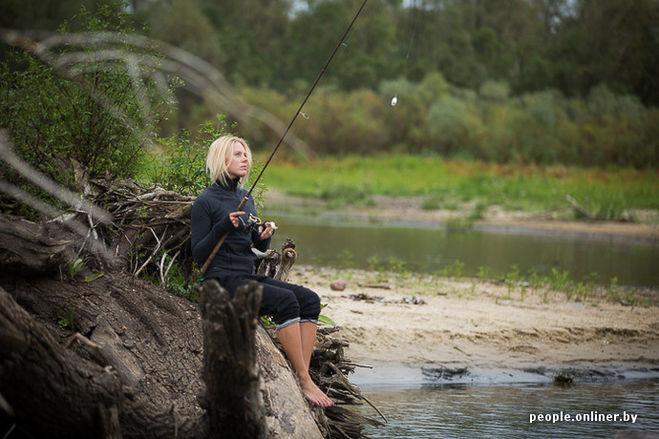 предположим что вероятность выловить рыбу при одной поклевке