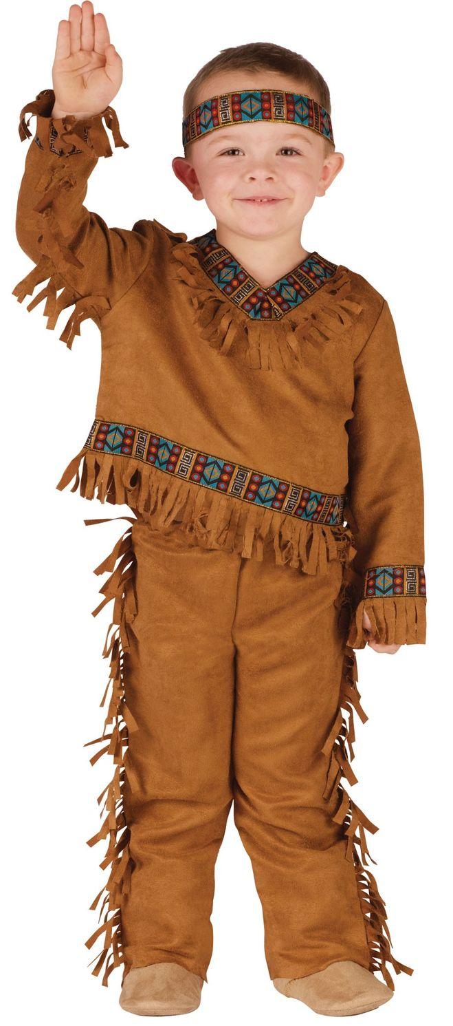 Костюм индейца своими руками - Семейный досуг 52