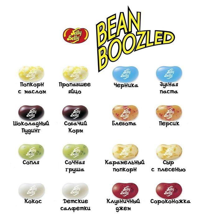 Что за конфеты Бин Бузлд? Где можно купить? HD92
