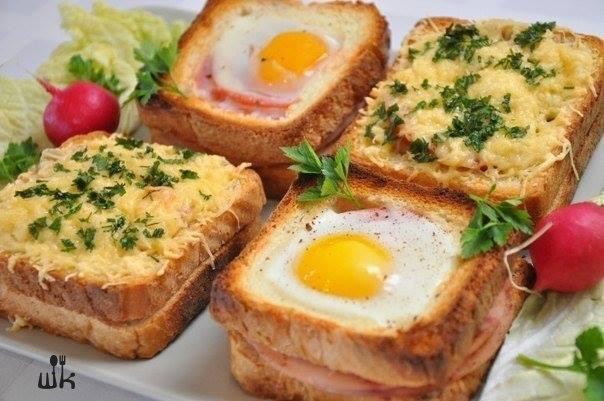Горячие бутерброды с сыром рецепт фото