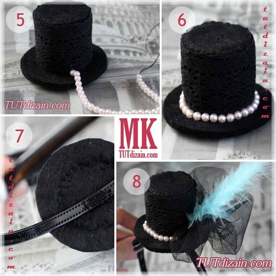 Как и из чего сделать шляпу в детский сад 519