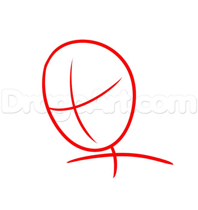 Как нарисовать леди баг своими руками 834