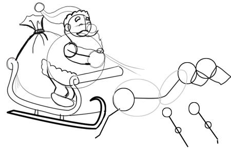 Нарисовать автомат калашникова карандашом поэтапно