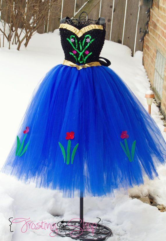 Ледяной костюм Эльзы из «Холодного сердца как сшить 25