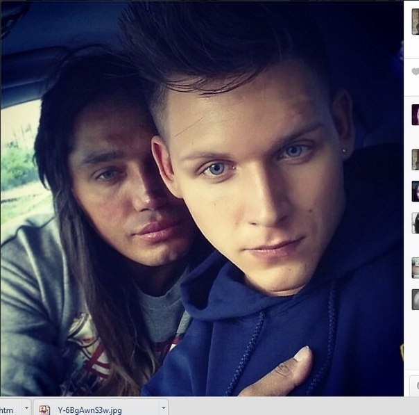 Гомосексуалист рустам колганов