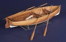 четырехвесельная лодка стар